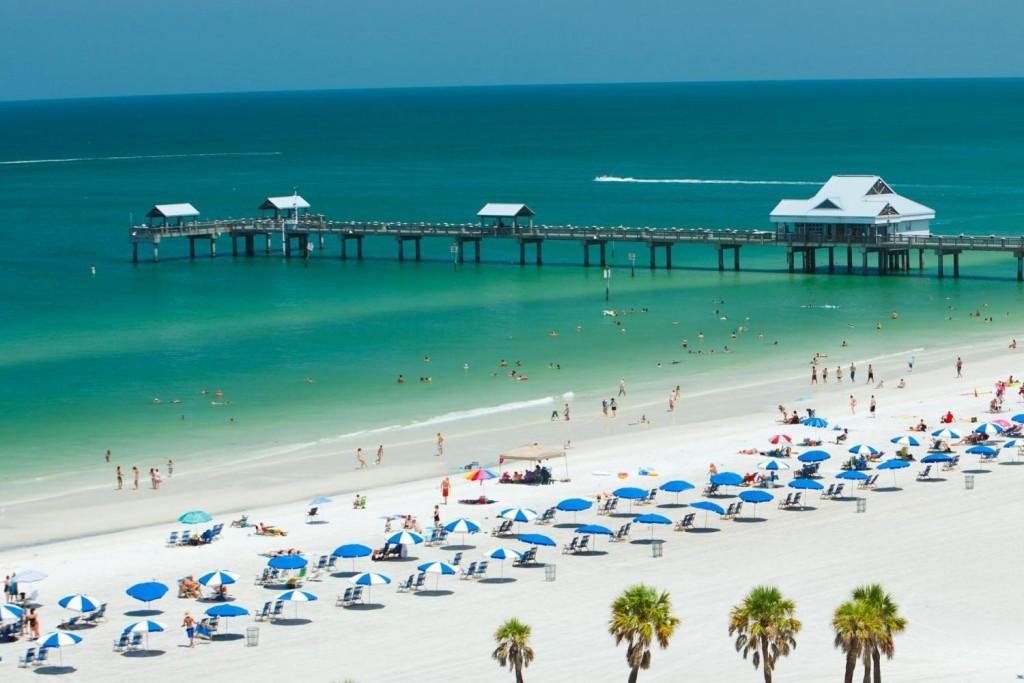 clearwatr beach best beach in America