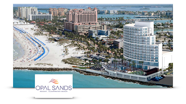 clearwater beach resort opal sands