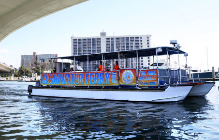 clearwater-ferry