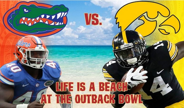 Outback bowl clearwater beach