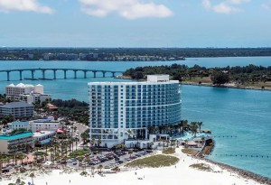 opal sands hotel clearwater beach