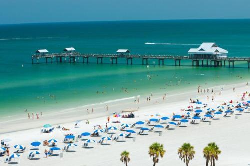 clearwater beach best beach in America
